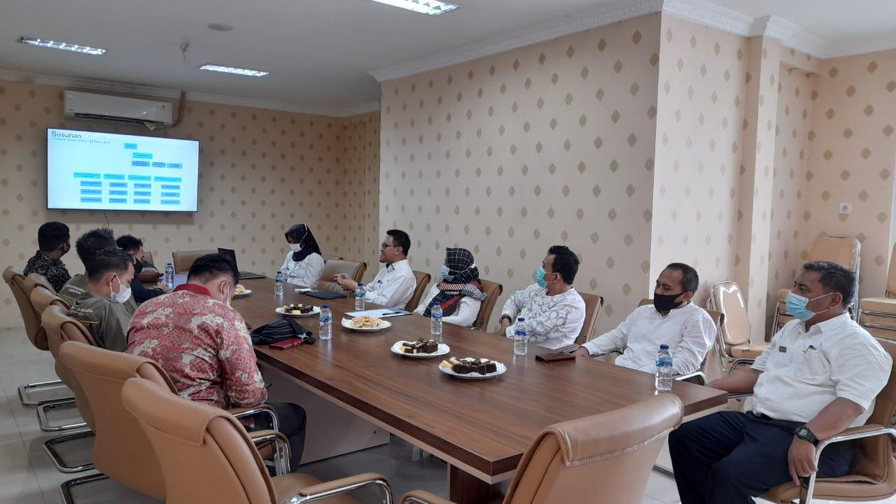 Koordinasi dan Konsultasi dengan Perwakilan HIPMI Kabupaten Purwakarta terkait Pelaksanaan Kemudahan Berusaha di Kabupaten Purwakarta