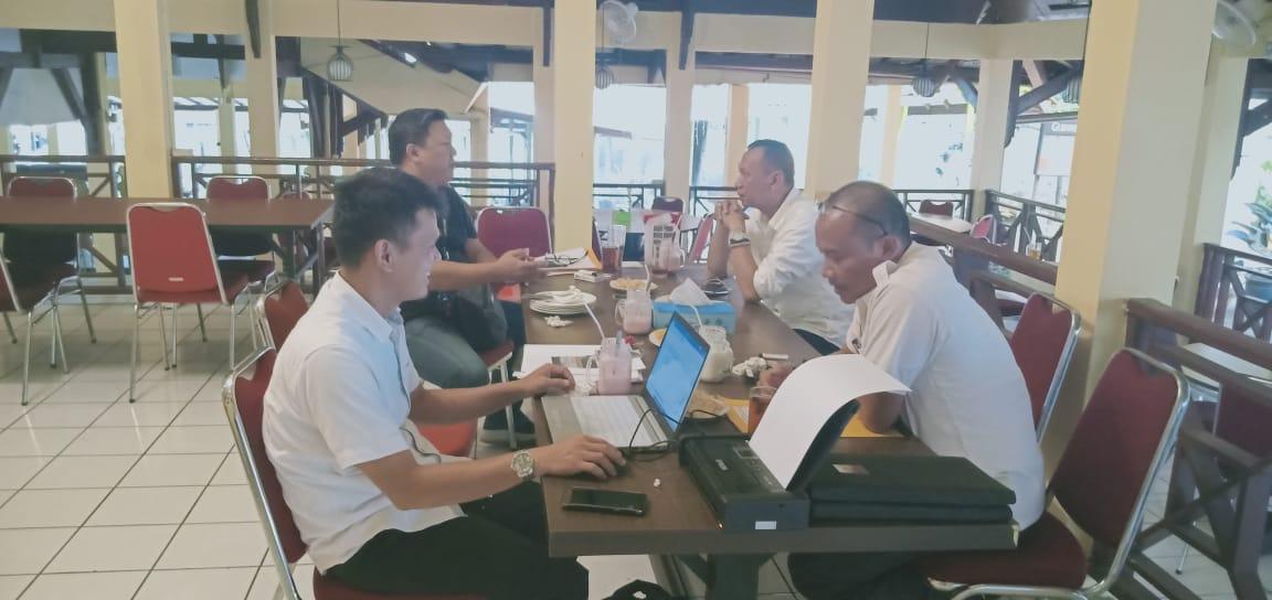 Pengawasan Perizinan dan Non Perizinan Restaurant Dewi