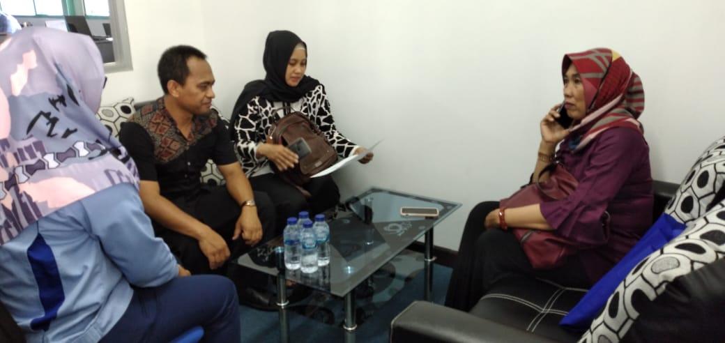 Pemutakhiran Database Penanaman Modal ke PT. Totoku Indonesia