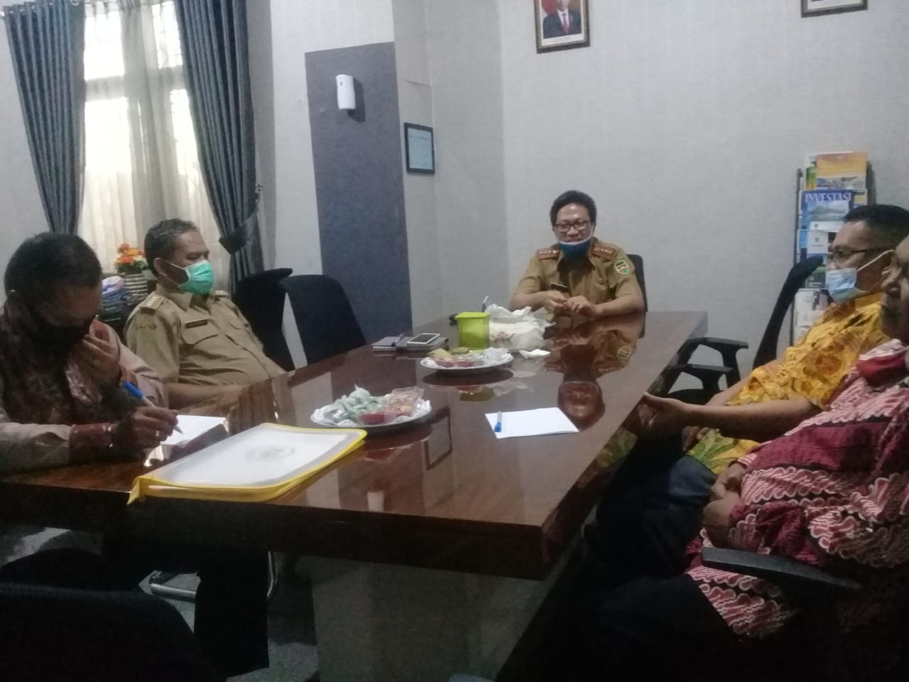 Kunjungan Kerja Pimpinan DPRD Kabupaten Purwakarta