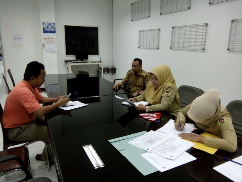 Pengawasan Perijinan PT.IS Indonesia Utama